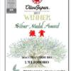 testsieger olivenöl in Japan Silber