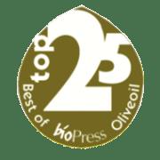 testsieger olivenöl bei Biopress