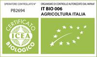 bio Olivenöl aus Italien - Bio Siegel