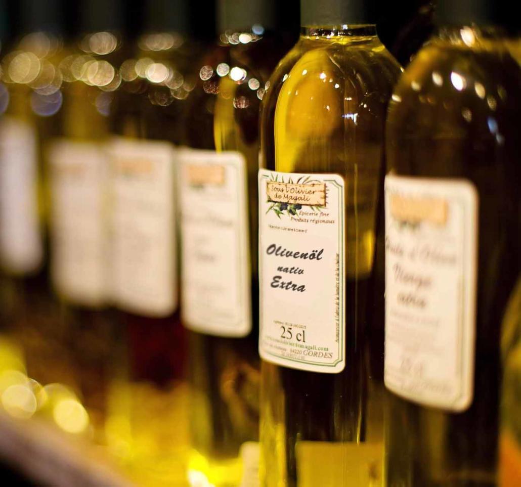 Olivenöl Test - Stiftung Warentest testet 28 Olivenöle und findet keine Polyphenole, unsere Analyse